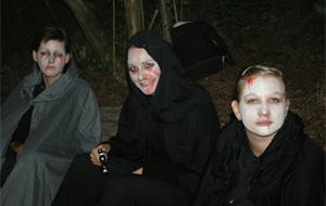 Noční hry - někdy opravdu nevypadáme dobře
