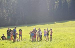Prostředí a okolí tábora